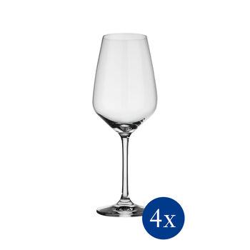 vivo | Villeroy & Boch Group Voice Basic Glas White wine goblet set 4pcs EC