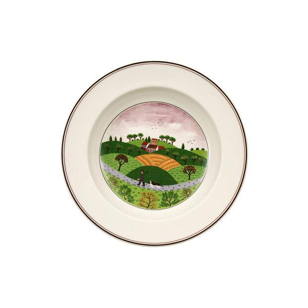 Design Naif Deep plate Huntsman 21cm, , large