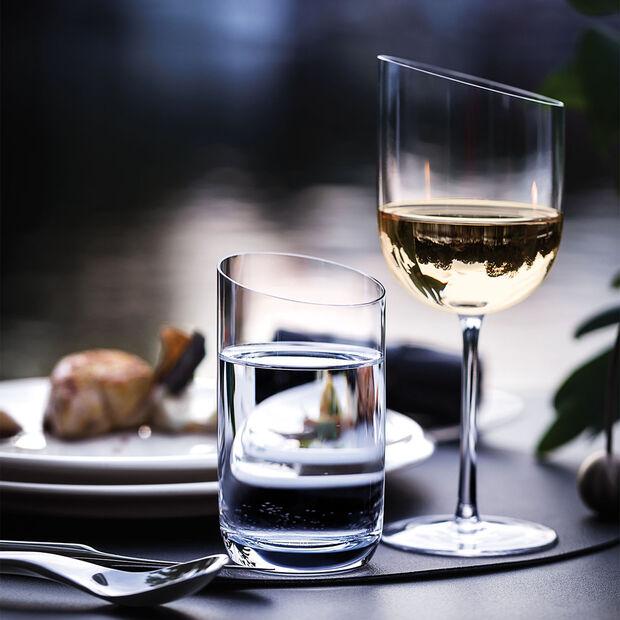 NewMoon white wine glass set, 300 ml, 4 pieces, , large