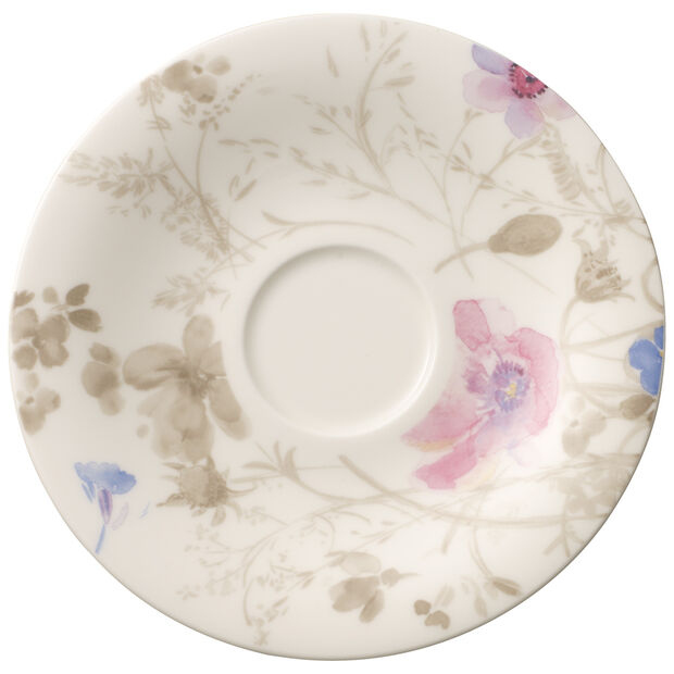 Mariefleur Gris Basic coffee cup saucer, , large