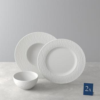 Manufacture Rock Blanc starter set 6 pieces EC