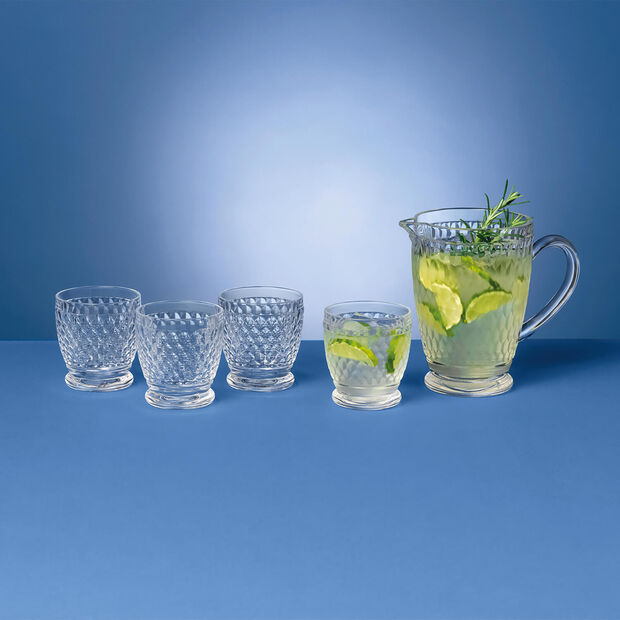 Boston Summer drink set, 5pcs 1,3 / 0,33 l, , large