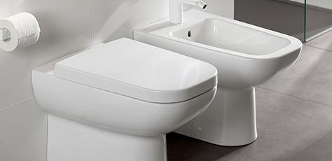 villeroy boch bidets. Black Bedroom Furniture Sets. Home Design Ideas