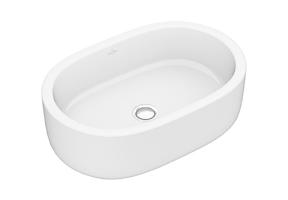 sanitary porcelain washbasins from villeroy boch. Black Bedroom Furniture Sets. Home Design Ideas