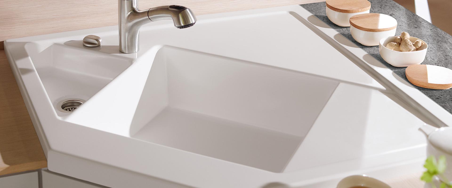 küche waschbecken villeroy boch ~ Logisting.com = Varie Forme di ...