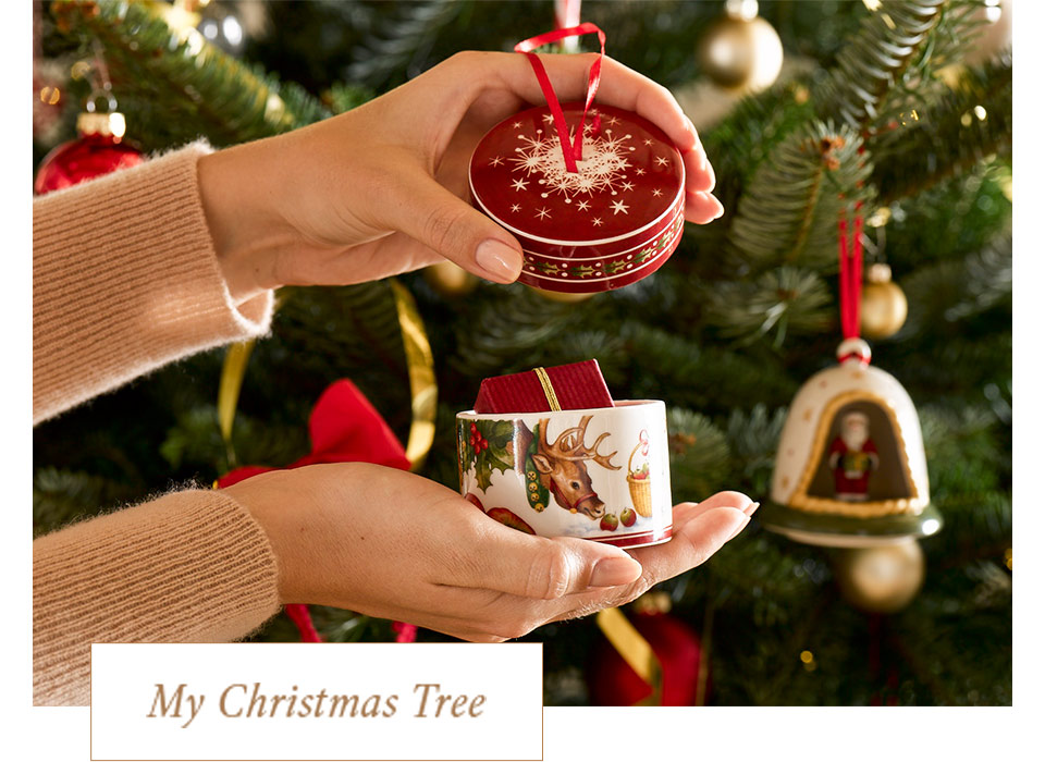 Christmas Decorations From Villeroy Boch