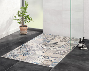 shower trays an innovative solution for your bathroom villeroy boch. Black Bedroom Furniture Sets. Home Design Ideas