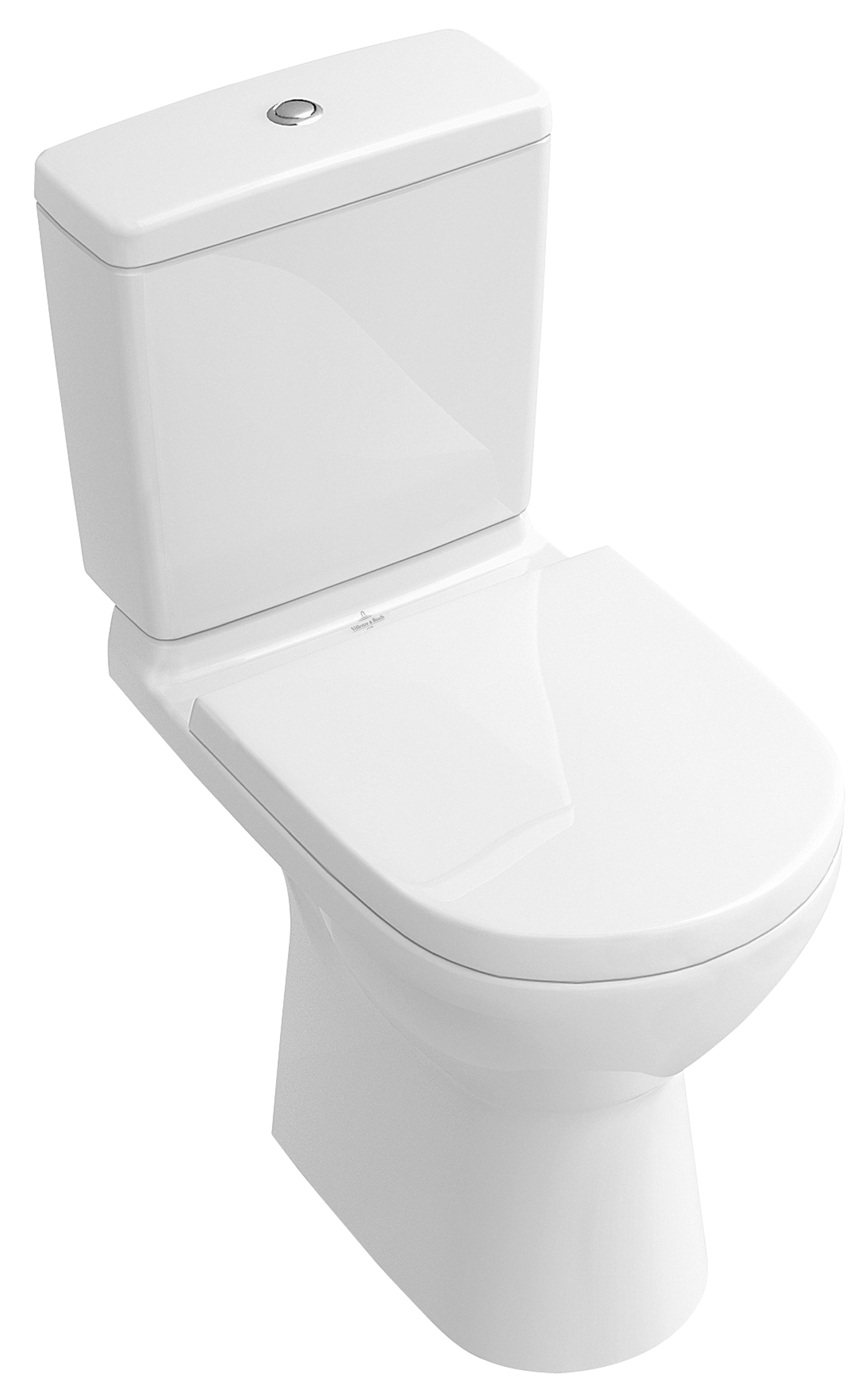 washdown wc for close coupled wc suite rimless 5661r0 villeroy boch