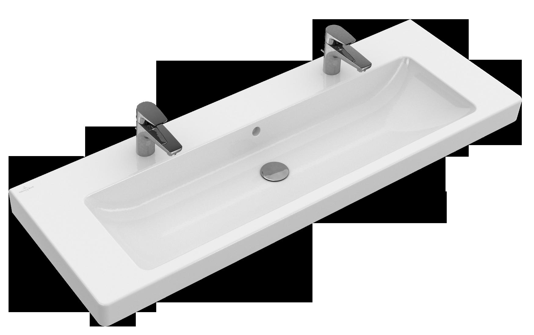 subway 2 0 vanity washbasin angular 7176d2 villeroy boch. Black Bedroom Furniture Sets. Home Design Ideas