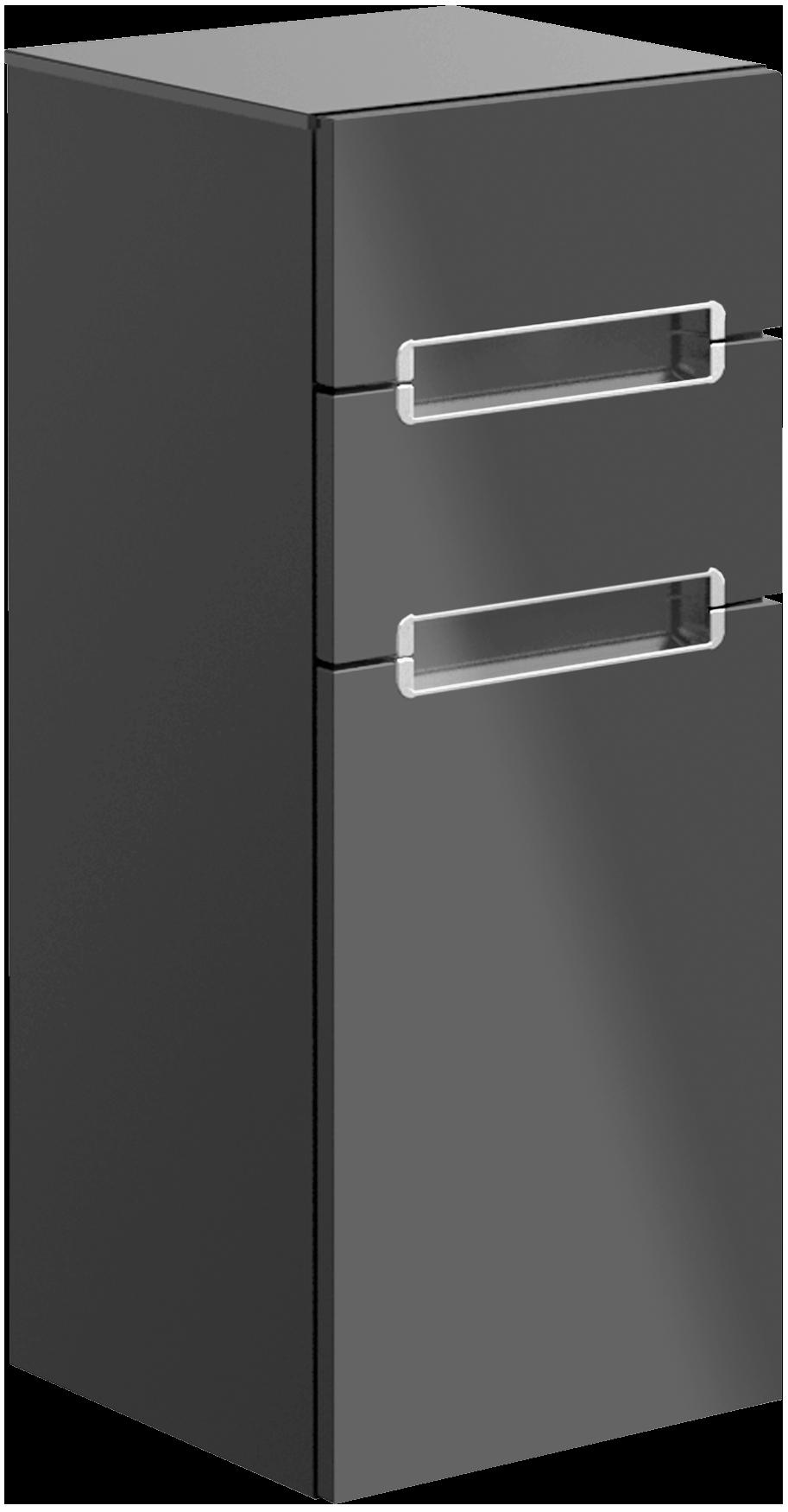 subway 2 0 side cabinet a7120r villeroy boch. Black Bedroom Furniture Sets. Home Design Ideas