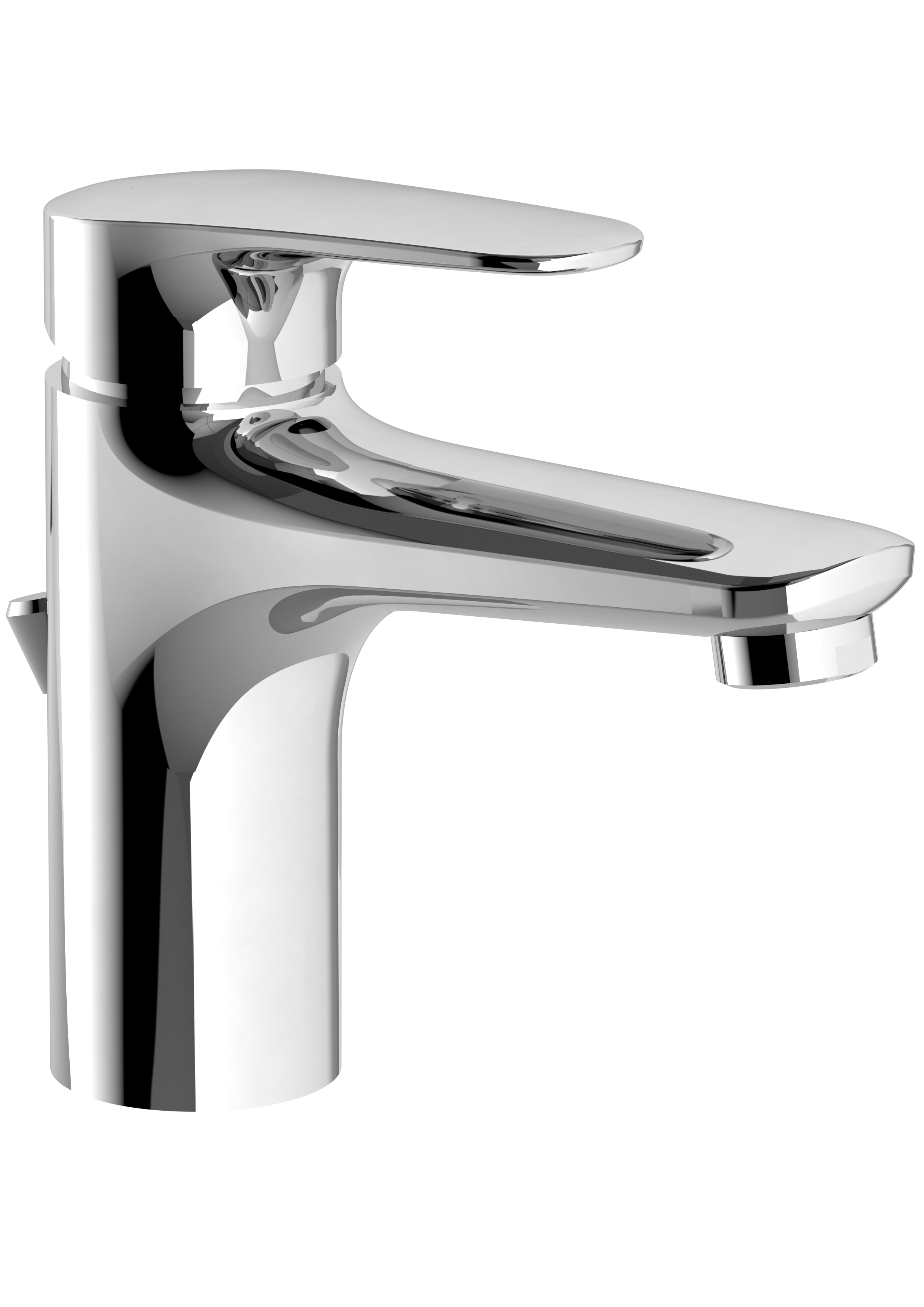 Start single lever basin mixer with pop up waste - Bathroom items that start with l ...