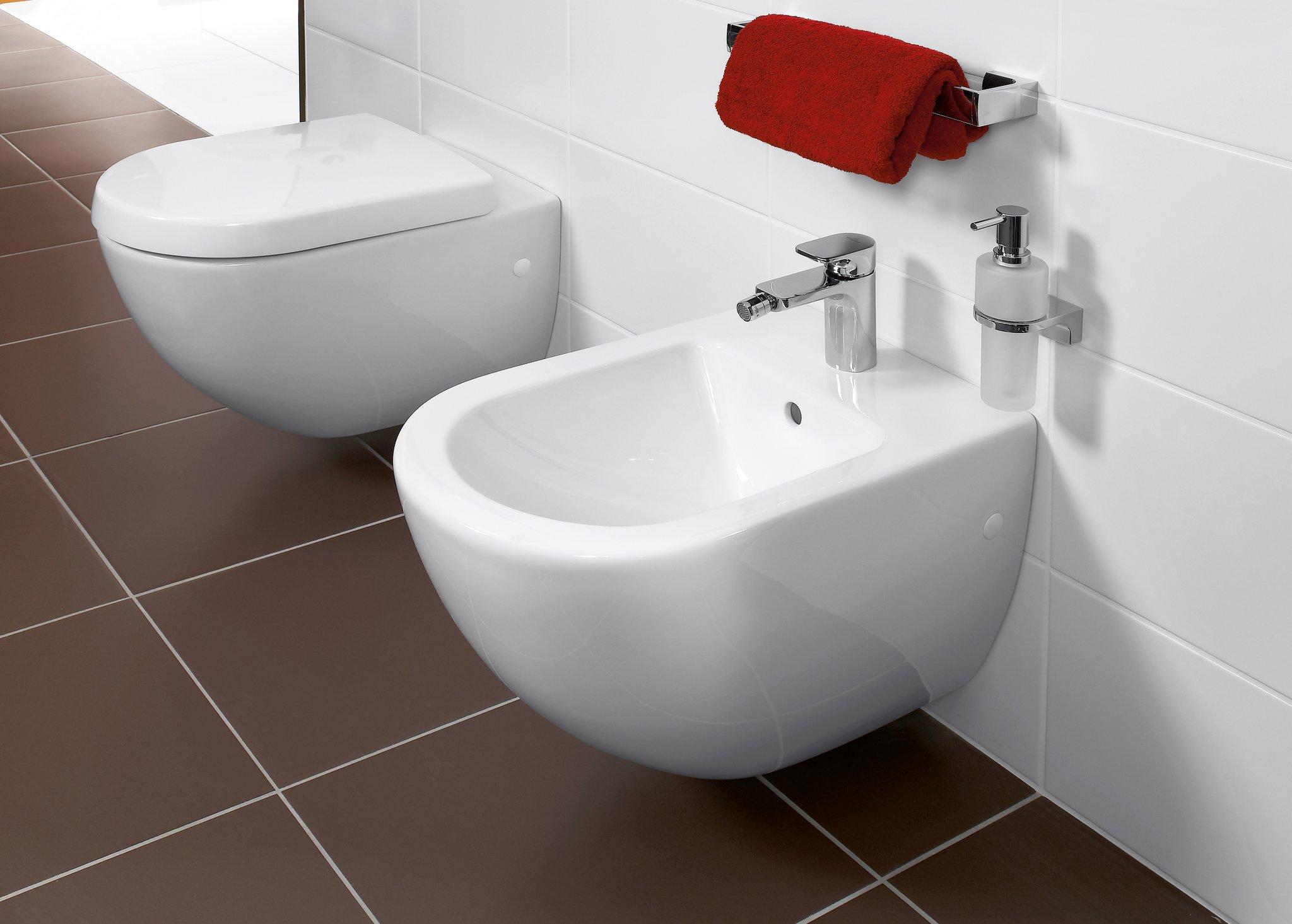 Subway Compact Washdown Toilet Oval 660410 Villeroy Amp Boch